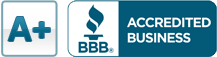 AA Window Parts & Hardware has an A+ rating according to the Better Business Bureau!
