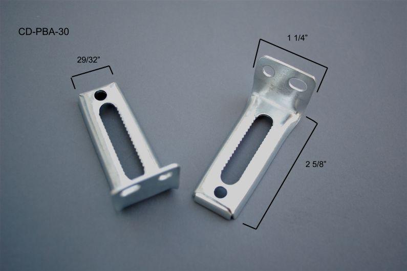 cd pba 30 closet door pins brackets aa window parts hardware