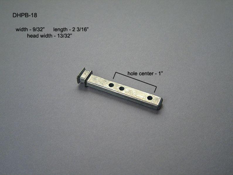 Dhpb 18 Double Hung Pivot Bars Amp Pivot Bar Housings