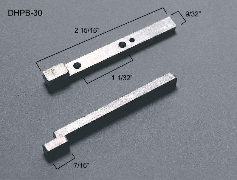 Dhpb 30 Double Hung Pivot Bars Amp Pivot Bar Housings