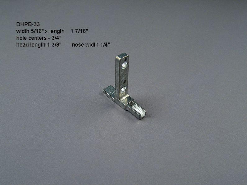 Dhpb 33 Double Hung Pivot Bars Amp Pivot Bar Housings
