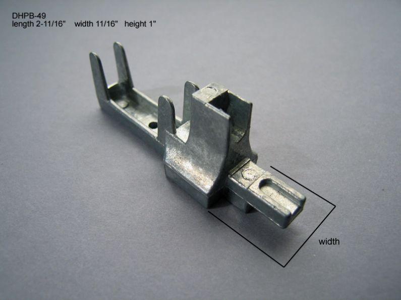 Dhpb 49 Double Hung Pivot Bars Amp Pivot Bar Housings
