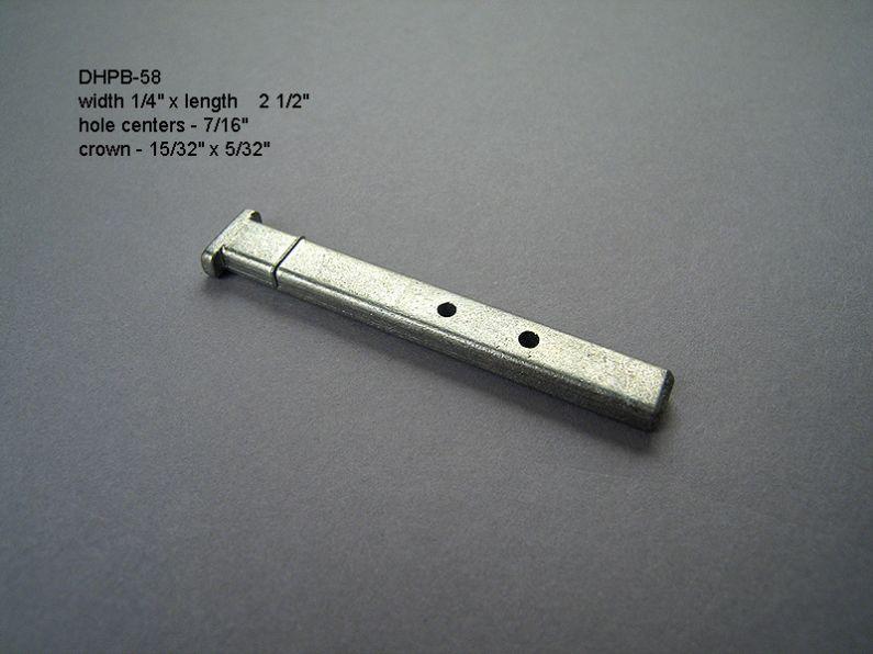 Dhpb 58 Double Hung Pivot Bars Amp Pivot Bar Housings