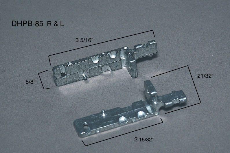 Dhpb 85 Double Hung Pivot Bars Amp Pivot Bar Housings