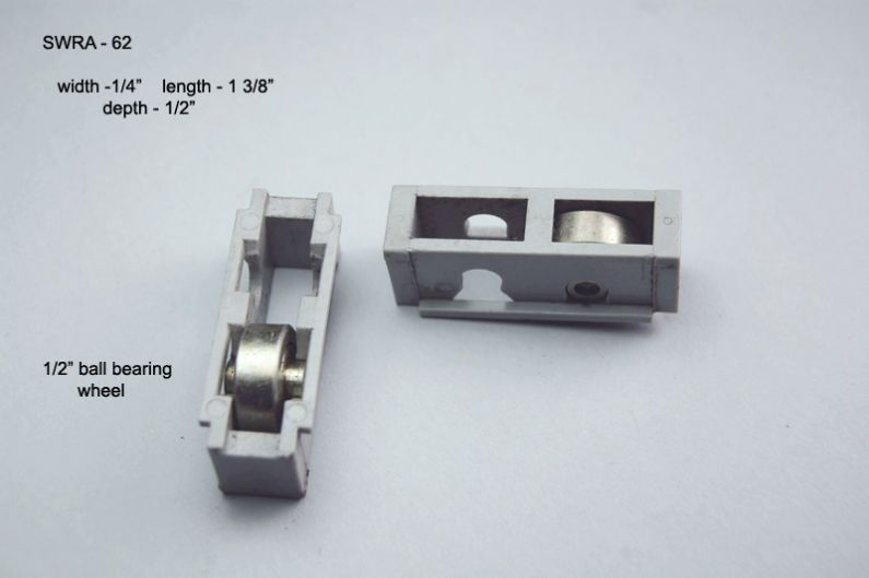 Sliding Window - Roller Assemblies - SWRA-62