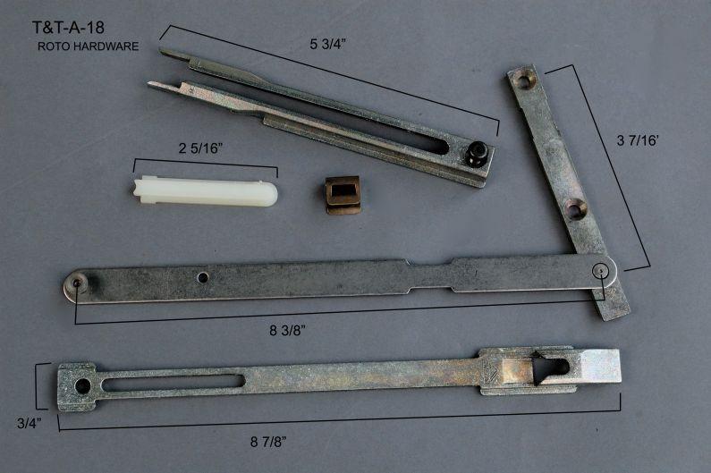 Tilt & Turn - Accessories - T&T-A-18