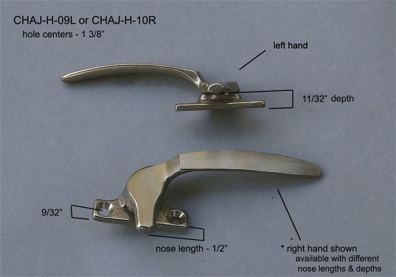 Handles - CHAJ-H-09L or CHAJ-H-10R