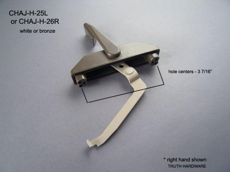 Handles - CHAJ-H-25L or CHAJ-H-26R