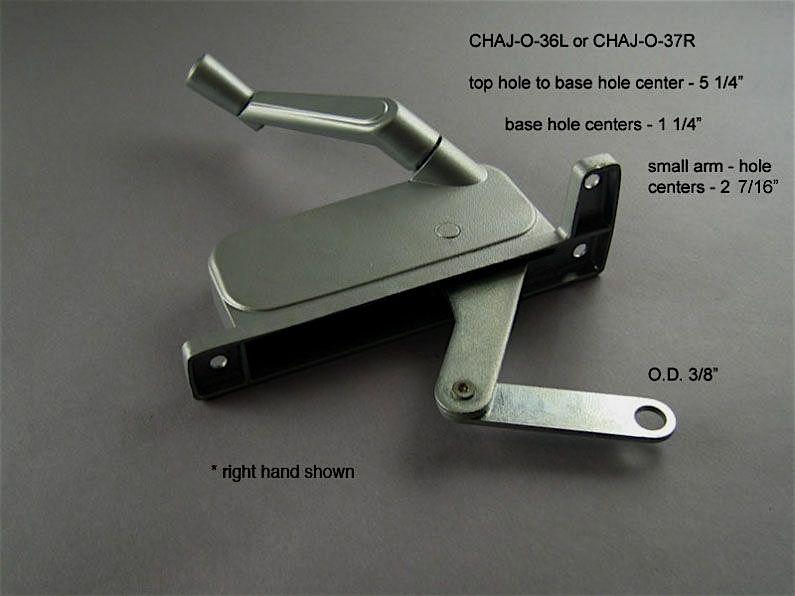 Operators - CHAJ-O&H-36 L or R