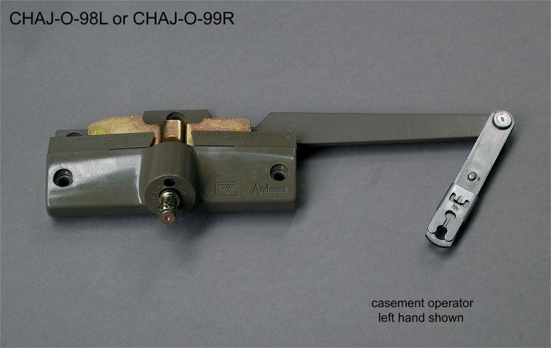 Operators - CHAJ-O-98L or  99R