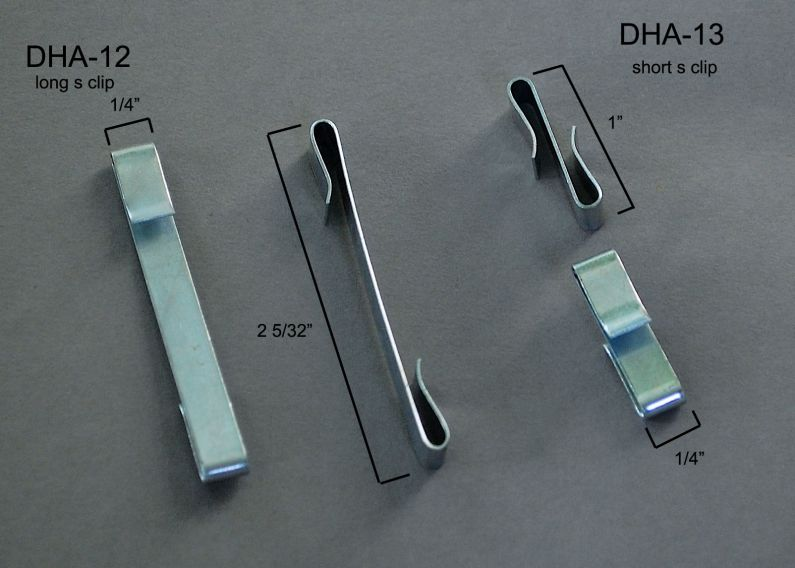 Double Hung - Accessories - DHA-12 & DHA-13