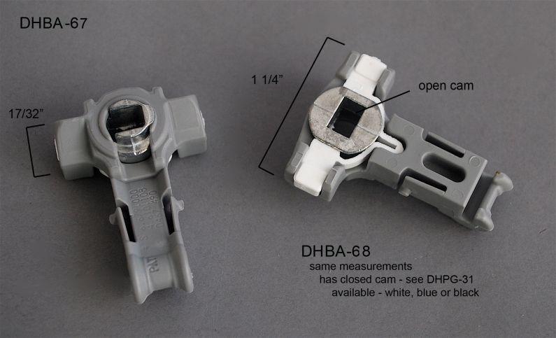 Sash Balances - Accessories - DHBA-67 & 68