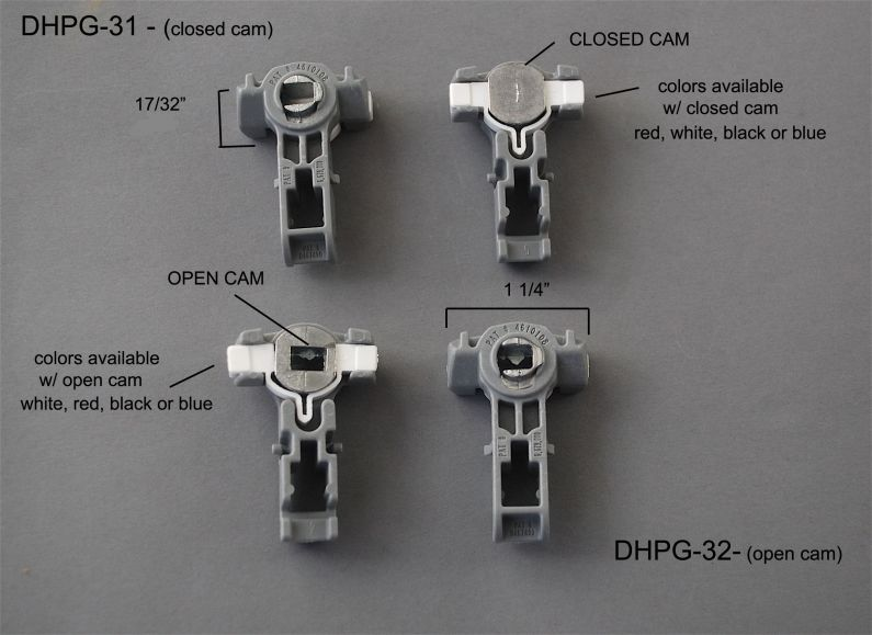 Double Hung - Pivot Gears & Accessories - DHPG-31 & 32