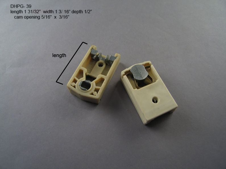 Double Hung - Pivot Gears & Accessories - DHPG-39