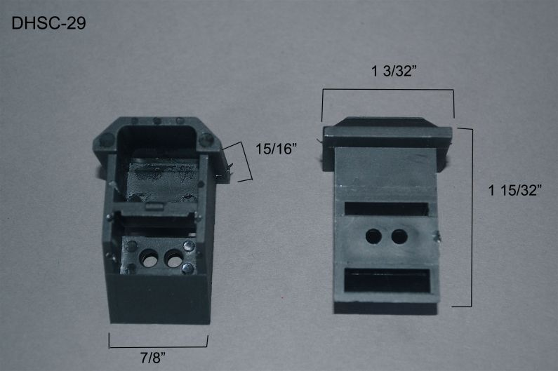 Double Hung - Sash Cams - DHSC-29
