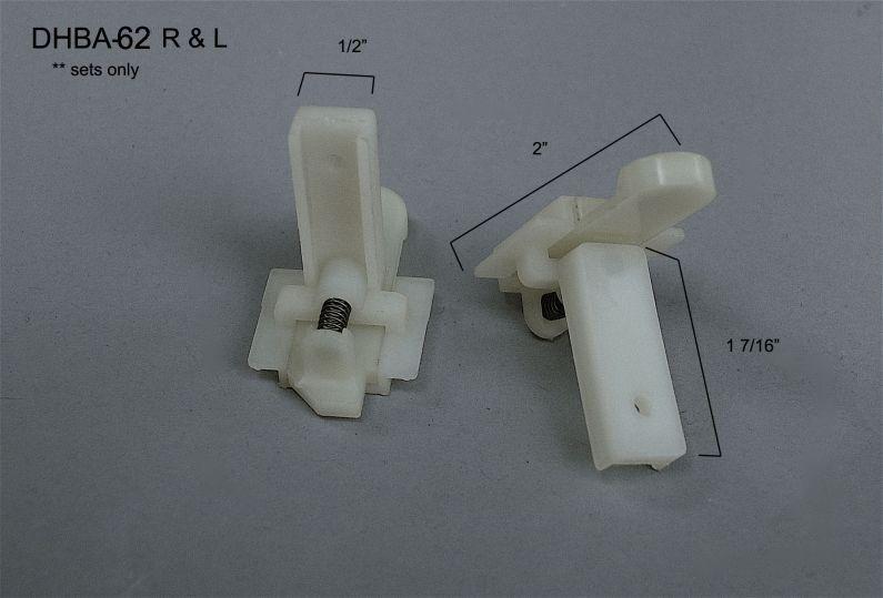 Double Hung - Tilt Latches & Accessories - Internal Tilt Latches & Accessories - DHTL-62