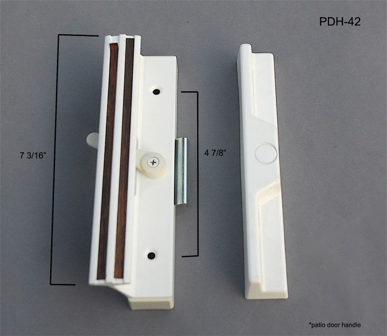 Patio Doors - Pulls & Handles - PDH-42