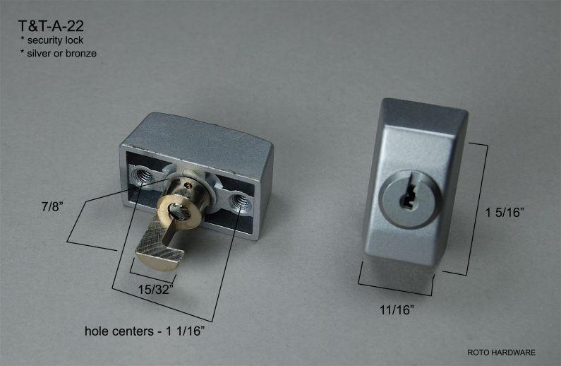 Tilt & Turn - Accessories - T&T-A-22