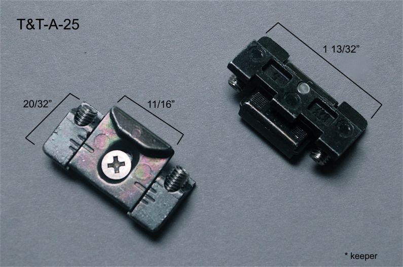 Tilt & Turn - Accessories - T&T-A-25